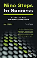 Nine Steps to Success  An ISO 27001 Implementation Overview Book