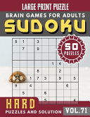 Hard Sudoku Puzzles and Solution