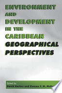Environment and Development in the Caribbean