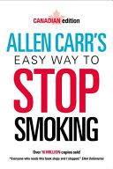 Allen Carr s Easy Way to Stop Smoking Book
