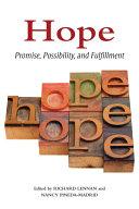 Hope: Promise, Possibility, and Fulfillment [Pdf/ePub] eBook