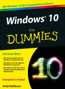 Windows 10 für Dummies