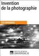 Invention de la photographie