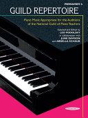Guild Repertoire: Piano Music Appropriate for the Auditions of the National Guild of Piano Teachers, Preparatory A [Pdf/ePub] eBook
