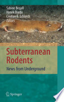 Subterranean Rodents