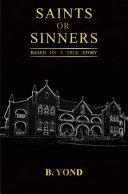Saints Or Sinners Book