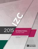 International Zoning Code 2015