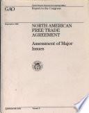 North American Free Trade Agreements