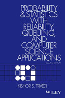 Probability and Statistics with Reliability, Queuing, and Computer Science Applications Pdf/ePub eBook