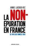 Pdf La non-épuration en France Telecharger