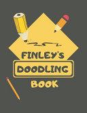 Finley's Doodle Book