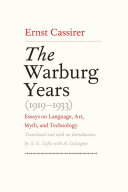 The Warburg Years (1919-1933)