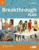 BREAKTHROUGH PLUS 2ND EDITION LEVEL 3 STUDENT S BOOK   DIGITAL STUDENT S BOOK PACK   ASIA  Book