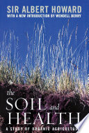 The Soil And Health Book PDF