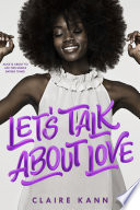 Let's Talk About Love Claire Kann Cover