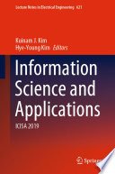 Information Science and Applications Book