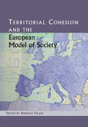 Territorial Cohesion And The European Model Of Society