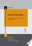 Anxiety Disorders Book