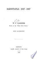 Barnstaple  1837 1897