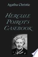 Hercule Poirots casebook Book