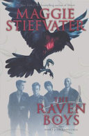 The Raven Boys banner backdrop
