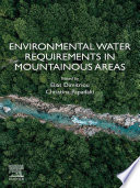 Environmental Water Requirements in Mountainous Areas