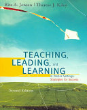 Teaching  Leading  and Learning in Pre K 8 Settings Book