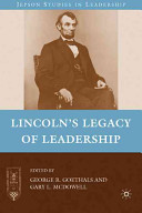 Lincoln s Legacy of Leadership
