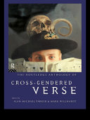 The Routledge Anthology of Cross-Gendered Verse [Pdf/ePub] eBook