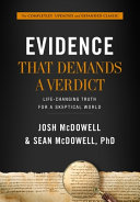Evidence That Demands a Verdict  Anglicized