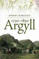 Argyll  1730 1850