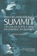 Pan-Organizational Summit on the U.S. Science and Engineering Workforce: