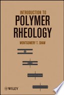 Introduction to Polymer Rheology Book