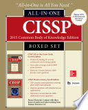 CISSP Boxed Set 2015 Common Body of Knowledge Edition Book