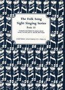 Folk Song Sight Singing Bk PDF
