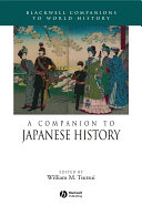 A Companion to Japanese History [Pdf/ePub] eBook