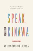 Pdf Speak, Okinawa