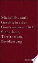 Geschichte der Gouvernementalität