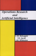 Operations Research and Artificial Intelligence