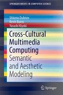 Cross Cultural Multimedia Computing