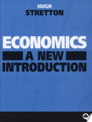 Economics'Exactly what is needed for the thoughtful student. It introduces the different skills required in economics.' --G.C. Harcourt, Cambridge University