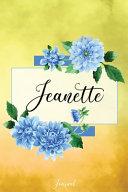 Jeanette Journal ebook