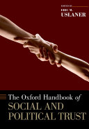 The Oxford Handbook of Social and Political Trust Pdf/ePub eBook