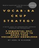 Vocab Backup Strategy