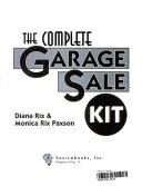 The Complete Garage Sale Kit
