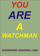 You Are a Watchman [Pdf/ePub] eBook