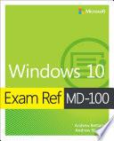 Exam Ref MD 100 Windows 10