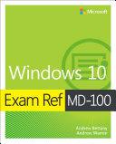 Exam Ref MD-100 Windows 10 Pdf/ePub eBook