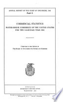 Annual Report of the Chief of Engineers U.S. Army