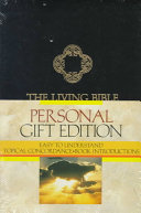 Living Bible Personal Gift Edition
